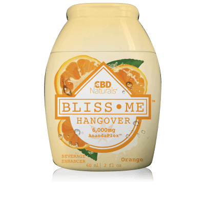 BLISS ME™ Hangover Liquid Water Enhancer