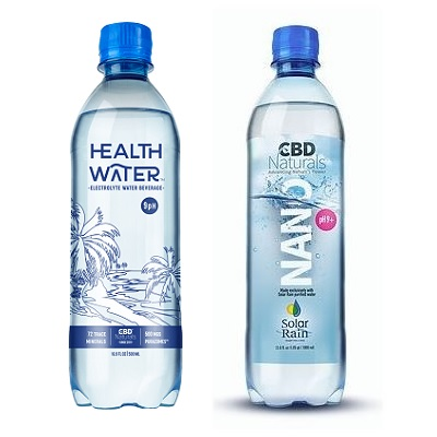 HEALTH WATER™ Still CBD Nano Water - 4PK