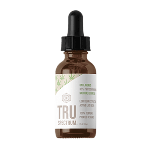TruSpectrum Tincture Oil Natural-10500mg