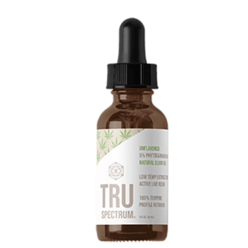 TruSpectrum Tincture Oil Natural-1500mg