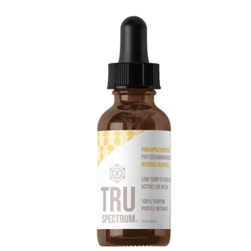 TruSpectrum Tincture Oil Pineapple Express-150 mg