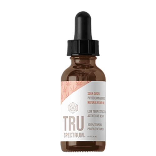 TruSpectrum Tincture Oil Sour Diesel-150 mg