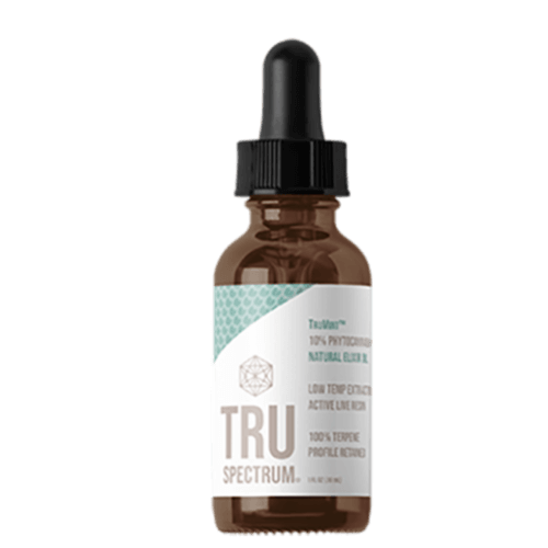 TruSpectrum Tincture Oil TruMint-3000mg