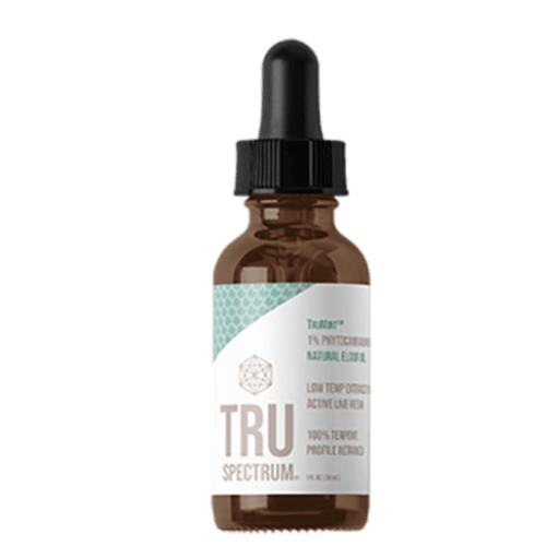 TruSpectrum Tincture Oil TruMint-300mg