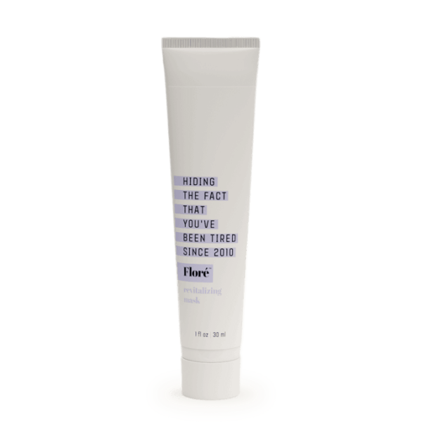Floré™ Revitalizing Mask