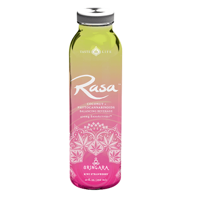 RASA™ Kiwi Strawberry CBD Coconut Water